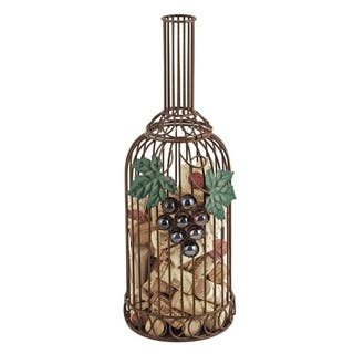 Grapevine: Bottle Cork Holder