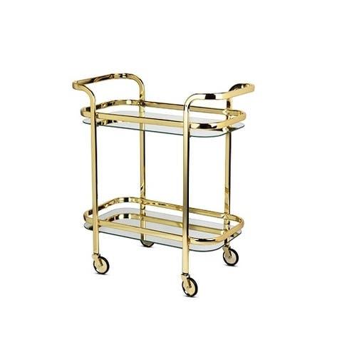 Belmont: Gold Bar Cart (VISKI)