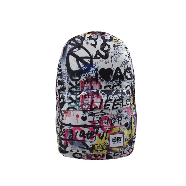 5bfd900ff6b9 Shop AfterGen Back to School Peace Backpack - Free Shipping On ...