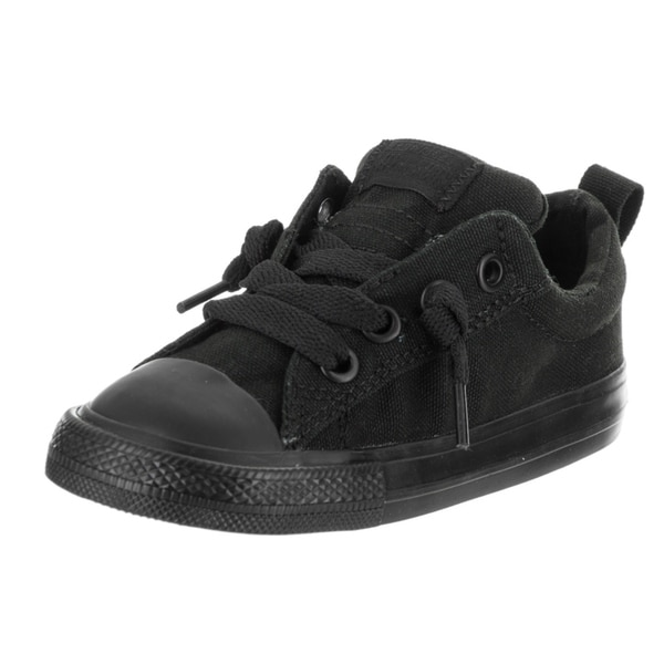 Converse Toddlers Chuck Taylor All Star Street Ox Slip Casual Shoe