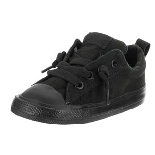 Converse Toddlers Chuck Taylor All Star Street Ox Slip Casual Shoe|https://ak1.ostkcdn.com/images/products/17978325/P24152966.jpg?impolicy=medium