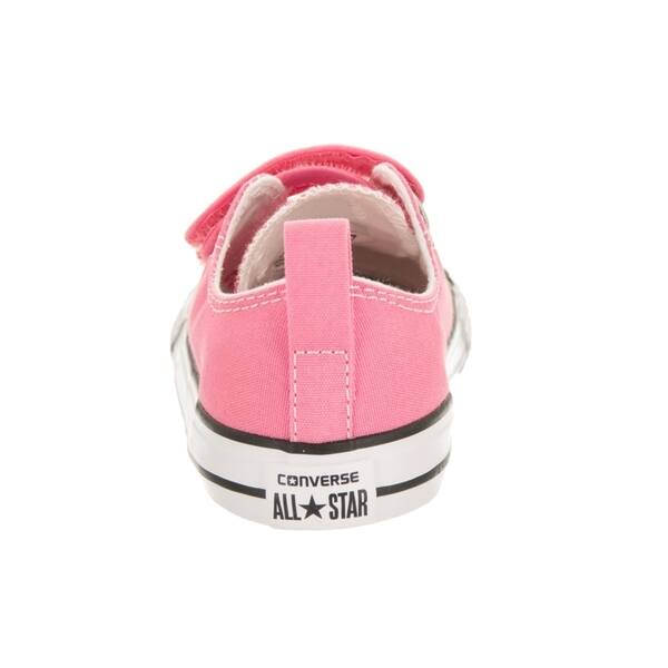 c4282f46fc79a Shop Converse Toddlers Chuck Taylor 2V Ox Casual Shoe - Free ...
