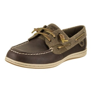 Sperry Top-Sider Women's Songfish Sparkle Boat Shoe