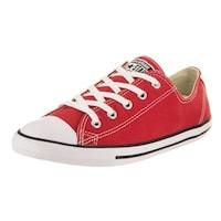 c2df6a1dbb81 Shop Converse Women s Chuck Taylor Dainty OX Casual Shoe - Free ...