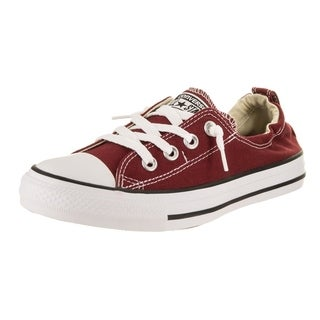 Converse Women's Chuck Taylor All Star Shoreline Slip Casual Shoe