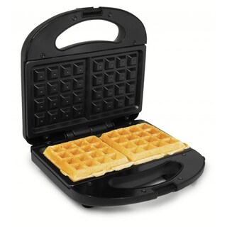 Better Chef Non-stick Electric Waffle Maker (Option: Black)