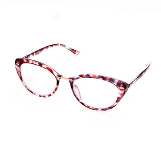 Hot Optix Ladies Multicolored Cateye Reading Glasses (More options available)
