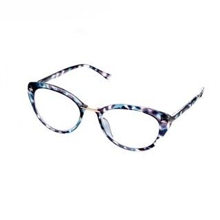 Hot Optix Ladies Multicolored Cateye Reading Glasses (Option: Pink)