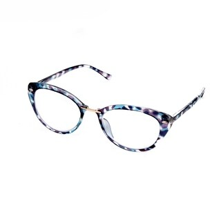 Hot Optix Ladies Multicolored Cateye Reading Glasses (3 options available)