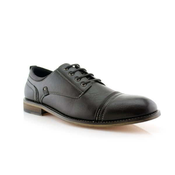 Ferro Aldo Shane MFA19606L Men's Dress Shoes For Work or Casual Wear