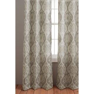 Suri Floral Off-white Window Panel Pair