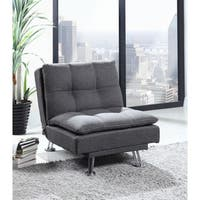 Best Quality Furniture Tufted Convertible Chair