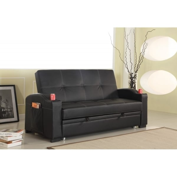 Shop Best Quality Furniture Convertible Sleeper Sofa Bed - Free ...