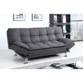 Best Quality Furniture Convertible Tufted Futon