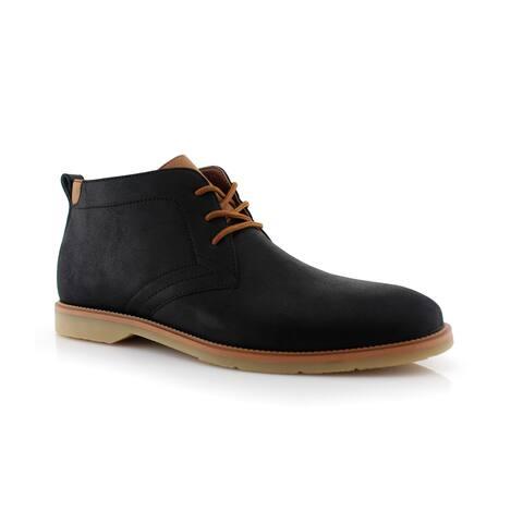 Ferro Aldo Marvin MFA506032 Men's Ankle Dress Shoes For Work or Casual Wear