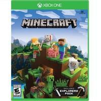 Microsoft Minecraft Platinum Explorer's Pack