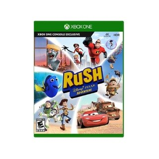 Microsoft Rush: A Disney-Pixar Adventure