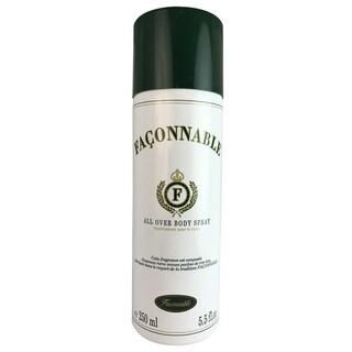 Faconnable Men's 5.5-ounce All-Over Body Spray