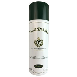 Faconnable Men's 5.5-ounce All-Over Body Spray