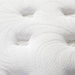 Sleeplanner 12-inch King-Size Hybrid Memory Foam Innerspring Mattress