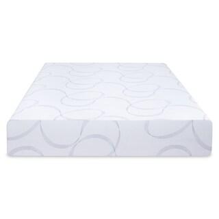 Sleeplanner 11-inch King-Size I-Gel Infused Multi Layered Memory Foam Mattress