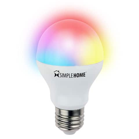Simple Home Wifi LED Bulb