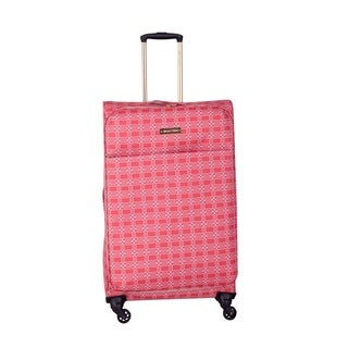 "Jenni Chan Hanover 28"" 4-Wheel Spinner Upright"