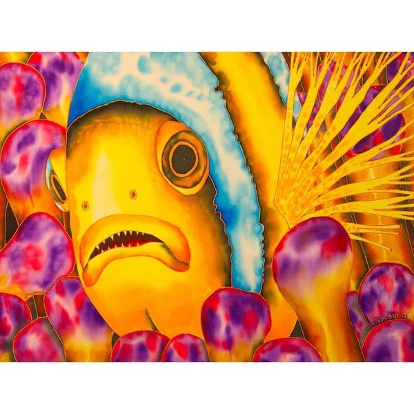 Yellow Clown Fish\