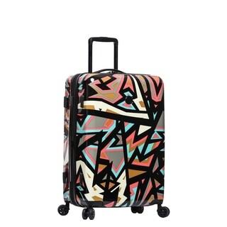 Body Glove Inner City 22-inch 8-Wheel Hardside Spinner Suitcase