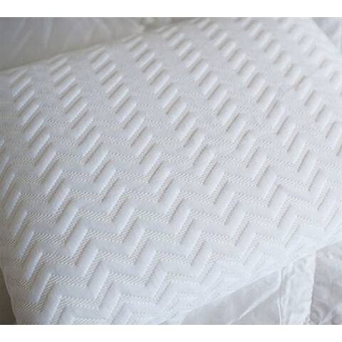 BYB Serene Foam Traditional Bed Pillow
