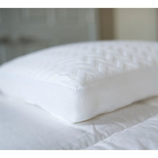 Byourbed BYB Serene Foam Side Sleeper Bed Pillow, Size St...