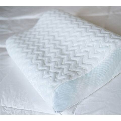 BYB Serene Foam Contour Bed Pillow