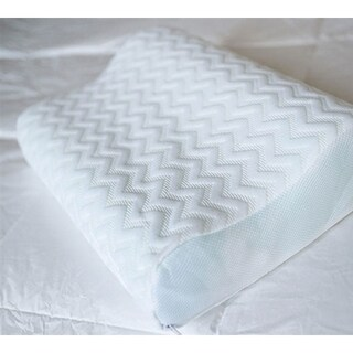 BYB Serene Foam Contour Bed Pillow