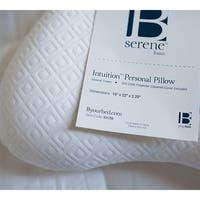 BYB Intuition Bed Pillow