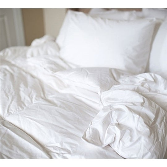 BYB 230 Thread Count White Duck Down Comforter