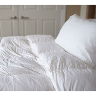 BYB 330 Thread Count White Goose Down Comforter