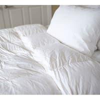 BYB German Cotton European White Goose Down Comforter