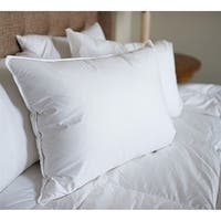 BYB White Duck Down Standard Pillow