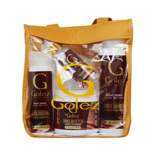 G Ma Golez Choco Intensive Theraphy 4-piece Gift Bag