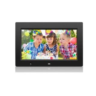 Aluratek 10 inch Digital Photo Frame with Motion Sensor and 4GB Built (As Is Item)