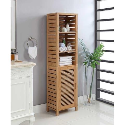 Bracken Tall Cabinet - N/A
