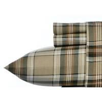 Eddie Bauer Edgewood Plaid Pine Sheet Set