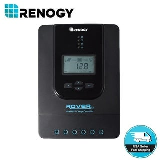 Renogy Rover 40 Amp MPPT Solar Charge Controller