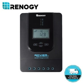 Link to Renogy Rover 40 Amp MPPT Solar Charge Controller Similar Items in Hardware & Accessories