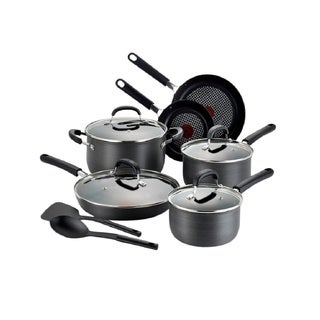 T-Fal Signature Hard Anodized 12 Pc. Set
