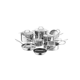 T-Fal Performa Pro Stainless Steel 14 Pc. Set