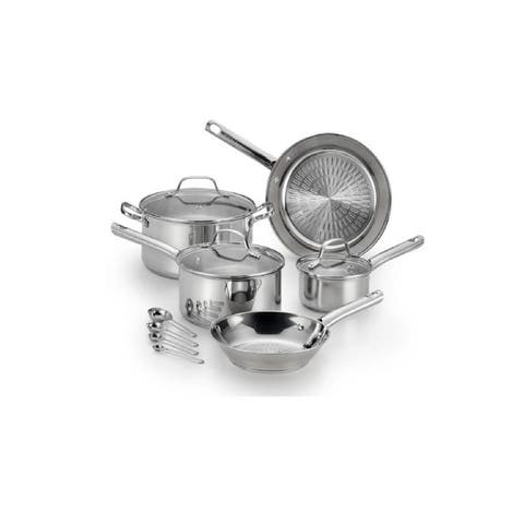 T-Fal Performa Stainless Steel 12 Pc. Cookware Set