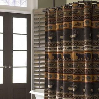 "Caribou Shower Curtain (70"" x 72"")"