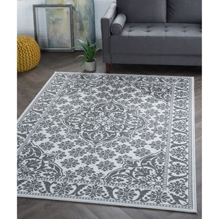 Link to Alise Rugs Majolica Traditional Oriental Runner Rug Similar Items in Farmhouse Rugs
