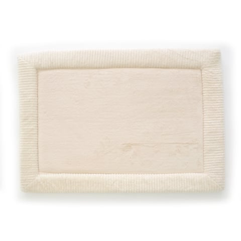 """Stephan Roberts Luxury Spa Mat Bath Rug with Water Shield Technology, 17""""x24"""""""